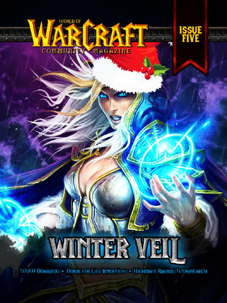 World of Warcraft Community issue #5 free download