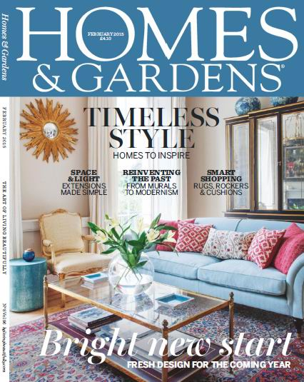 Better Homes Gardens India February 2015 Free Download Links