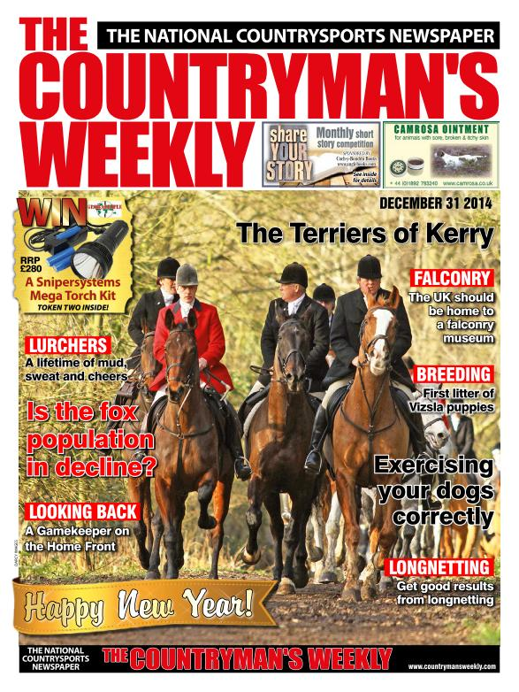 The Countryman's Weekly - 31 December 2014 free download