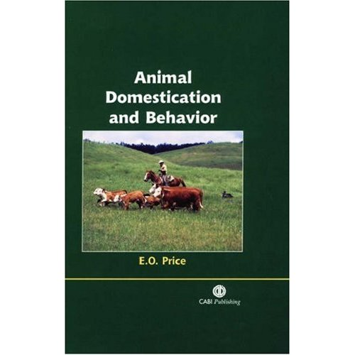 Animal Domestication and Behavior (Cabi) free download