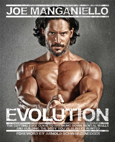 Evolution: The Cutting Edge Guide to Breaking Down Mental Walls and Building the Body You've Always Wanted free download