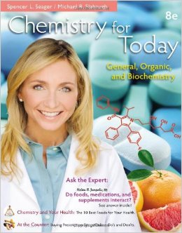 Chemistry for Today: General, Organic, and Biochemistry, 8 edition free download