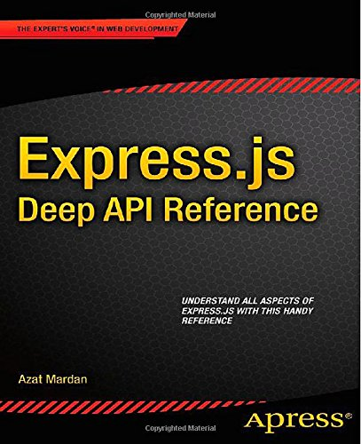 Express.js Deep API Reference free download