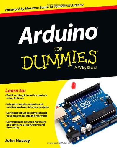 Arduino For Dummies free download