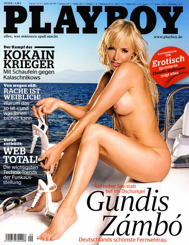 Playboy Germany - September 2009 free download