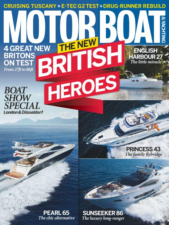 Motor Boat & Yachting - February 2015 free download