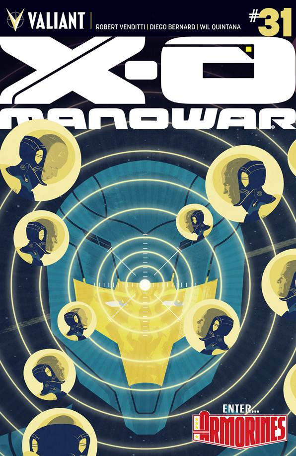 X-O Manowar 031 (2014) free download