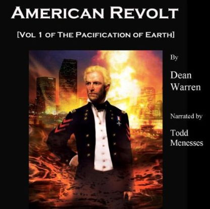 American Revolt (The Pacification of Earth #1) [Audiobook] free download