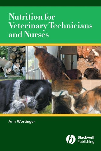 Nutrition for Veterinary Technicians and Nurses free download