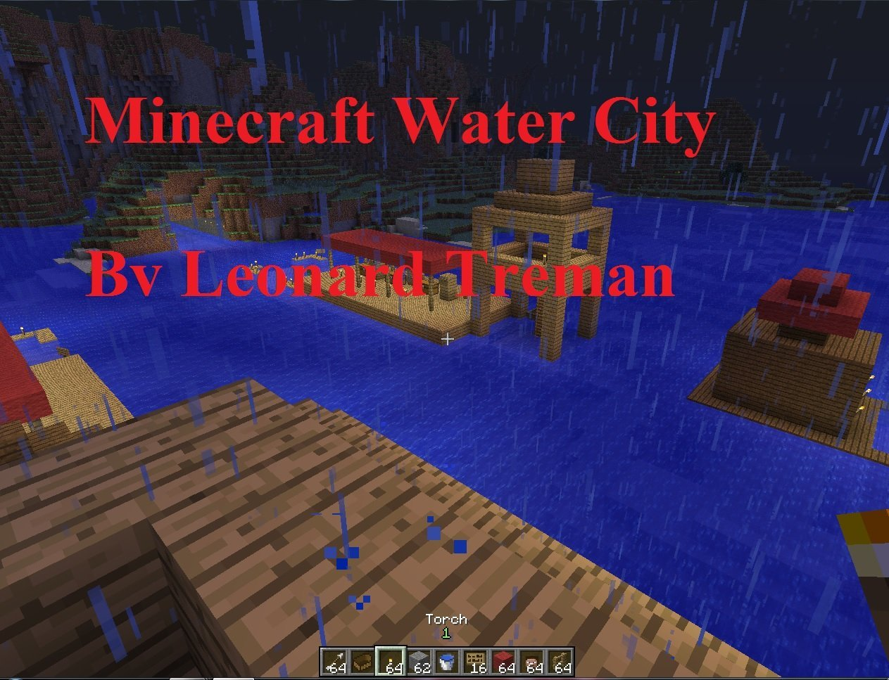 Block Game Water City free download