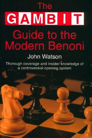 The Gambit Guide to the Modern Benoni free download