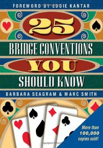 25 Bridge Conventions You Should Know free download