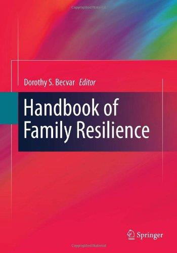 Handbook of Family Resilience free download