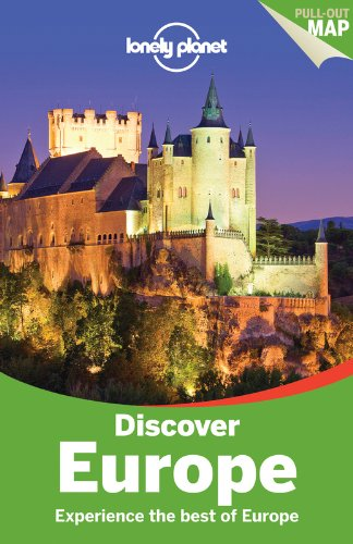 Lonely Planet Discover Europe free download
