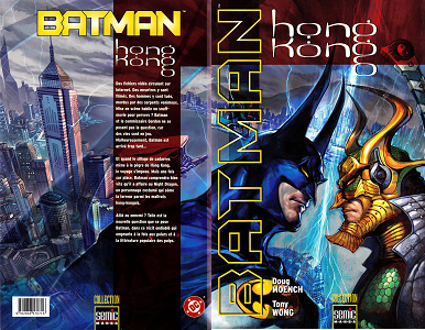 Batman Hong Kong free download