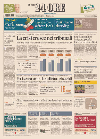 Il Sole 24 Ore - 05.01.2015 free download