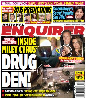 National Enquirer - 12 January 2015 free download