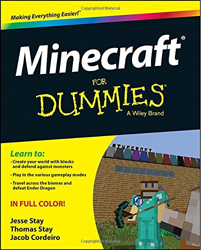 Minecraft For Dummies free download