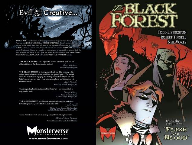 The Black Forest v1 (2004) free download