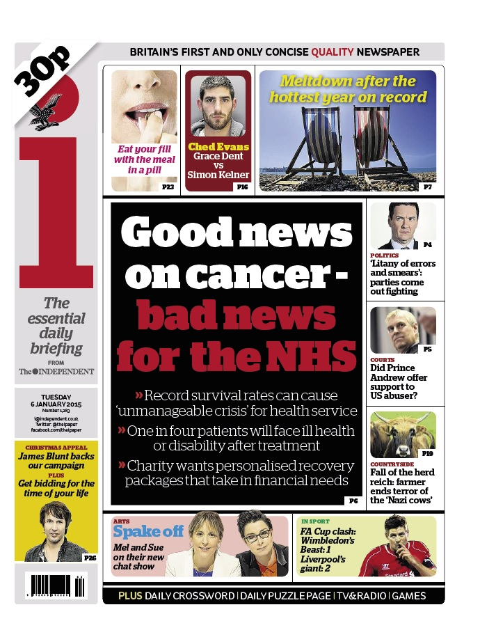The i - 6 January 2015 free download