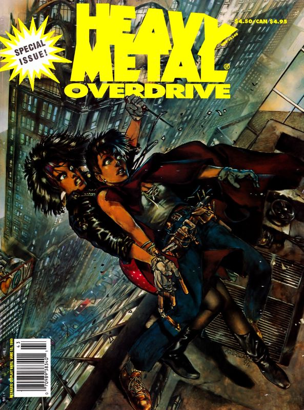 Heavy Metal SE v09 001 (1995) free download