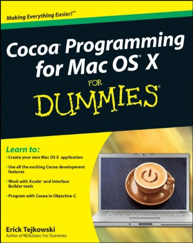 Cocoa Programming for Mac OS X For Dummies free download