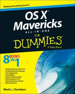 OS X Mavericks All-in-One For Dummies free download