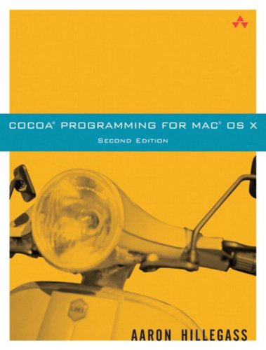 Cocoa(R) Programming for Mac(R) OS X free download
