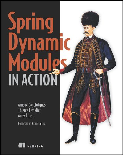 Spring Dynamic Modules in Action free download