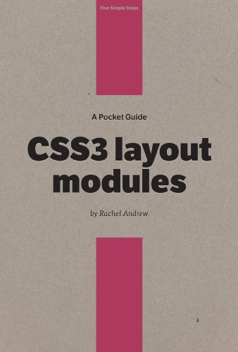 A Pocket Guide to CSS3 Layout Modules free download