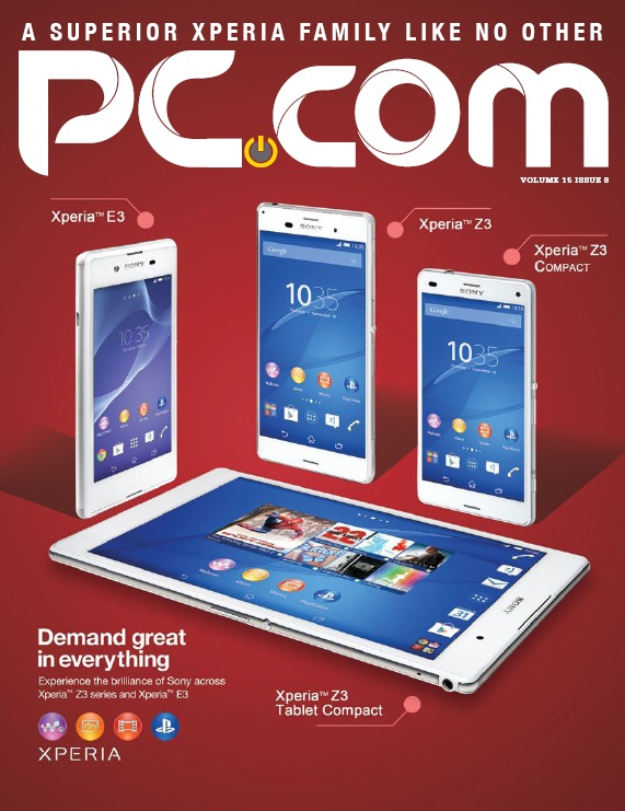PC.com - December 2014 free download