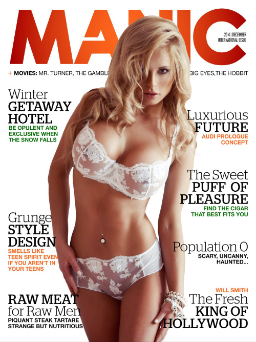 Manic Magazine - December 2014 free download