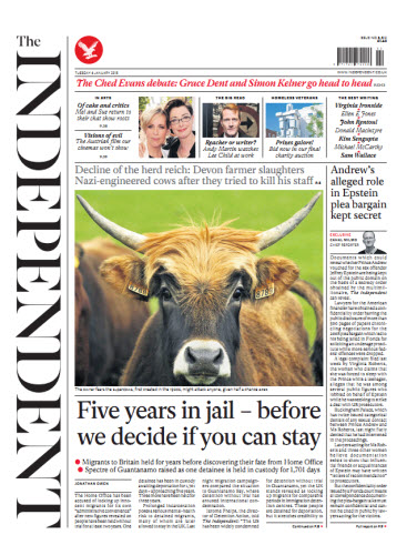 The Independent January 06 2015 free download