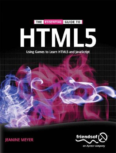 The Essential Guide to HTML5 free download