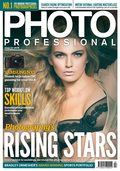 Photo Professional - Issue 102, 2015 free download
