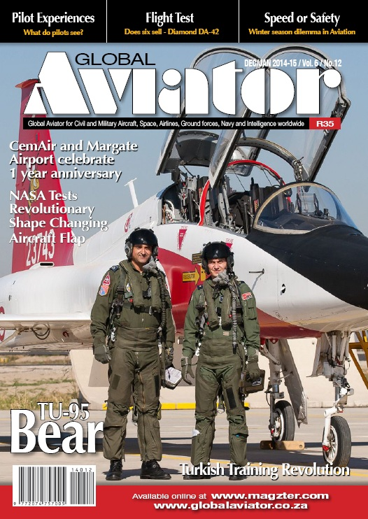 Global Aviator - South Africa - December 2014-January 2015 free download