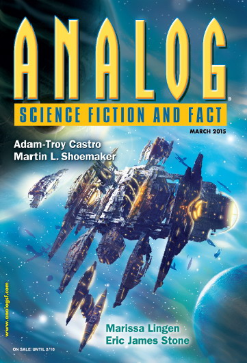 Analog Science Fiction and Fact Magazine March 2015 free download