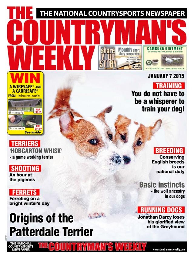 The Countryman's Weekly - 7 January 2015 free download