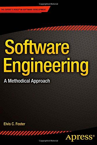 Software Engineering: A Methodical Approach free download