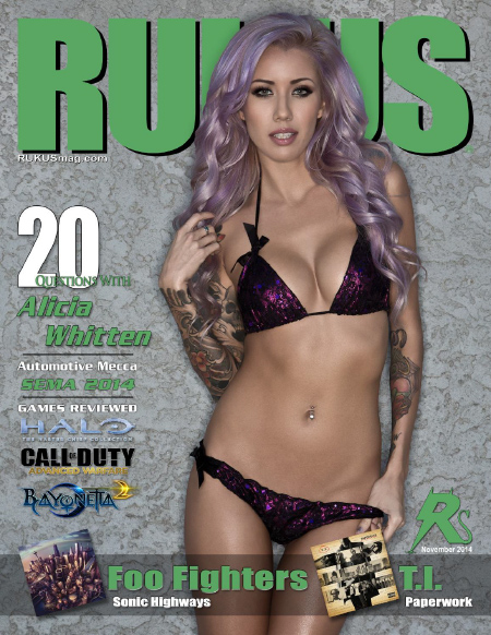 Rukus Magazine - November 2014 free download