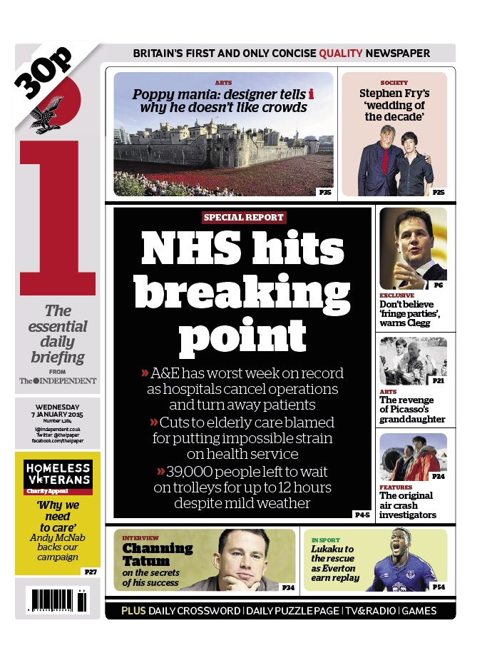 The i - 7 January 2015 free download