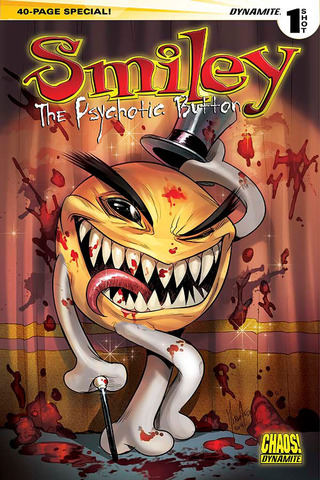 Chaos! - Smiley the Psychotic Button 001 (2015) free download