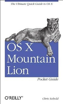 OS X Mountain Lion Pocket Guide free download