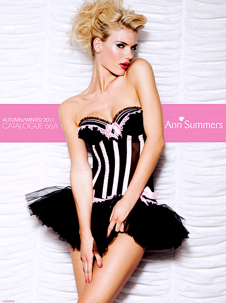 Ann Summers - Lingerie Autumn Winter Collection 2011 free download