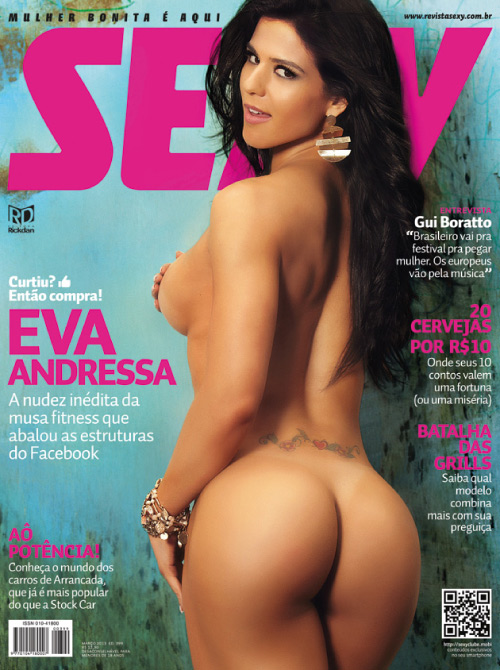 Revista Sexy Brazil - March 2013 free download