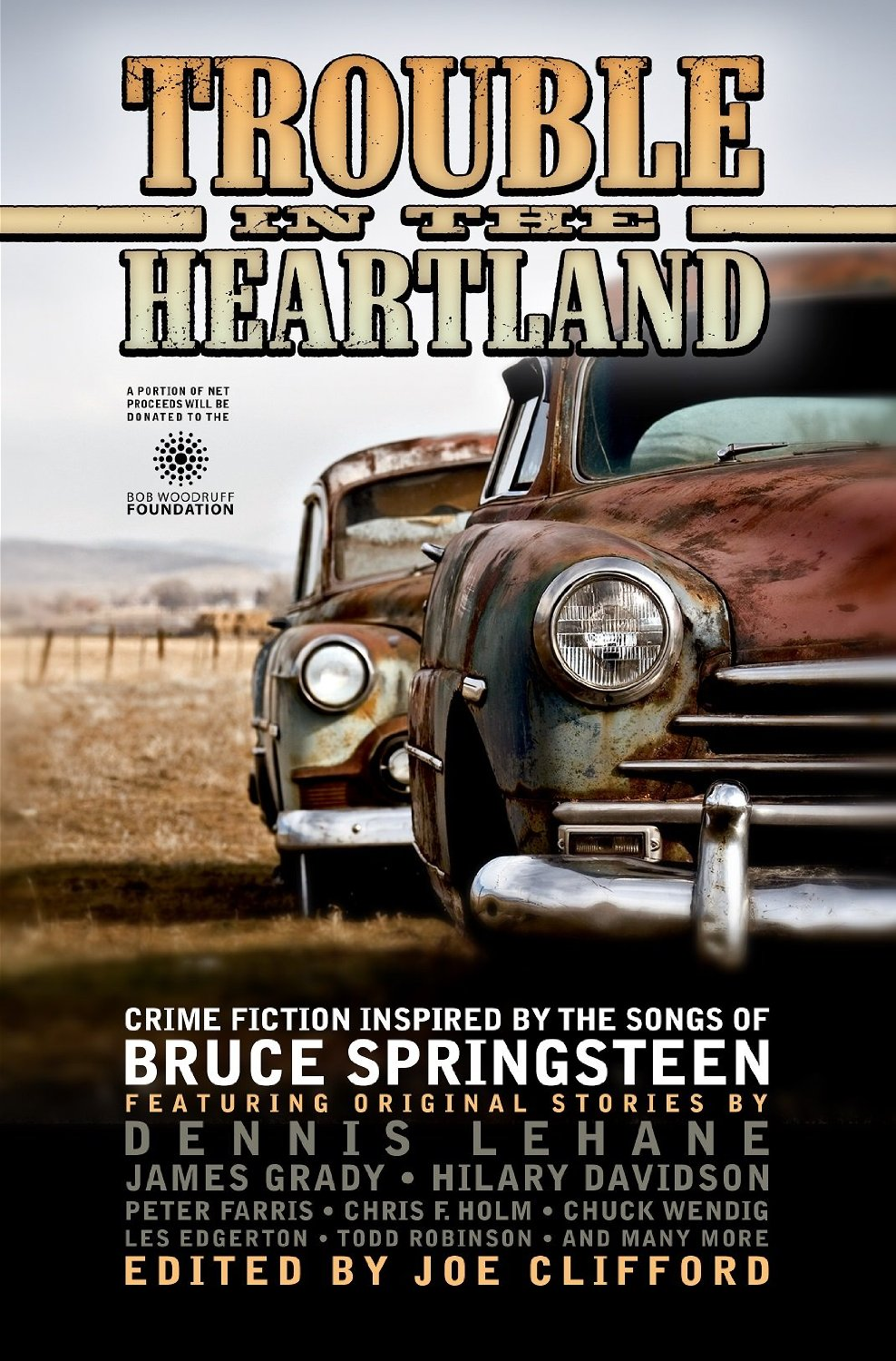 Trouble in the Heartland: Crime Fiction Inspired by the Songs of Bruce Springsteen free download