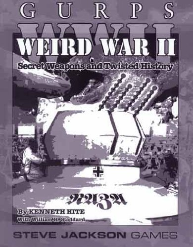 GURPS WW II Weird War II free download