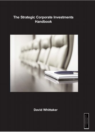 The Strategic Corporate Investments Handbook free download