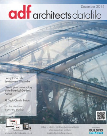 Architects Datafile (ADF) - December 2014 free download
