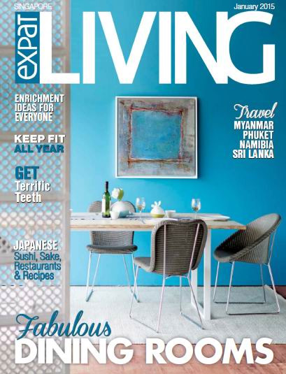 Expat Living Singapore - January 2015 free download